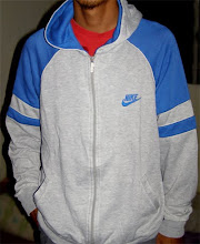 vintage nike blue tag hooded