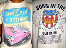 bruce springsteen-us tour 1984