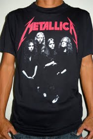 METALLICA -  and justic for all 1988