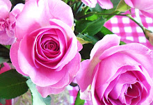 pink roses make me smile....