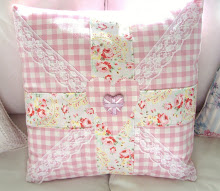 Handmade UJ Cushion....