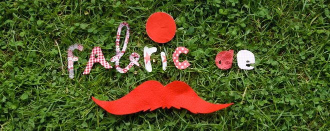 Fabric de Moustaches