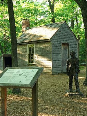 Walden la vida en los bosques...(Henry D. Thoreau)
