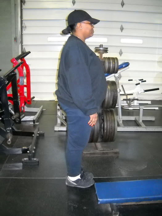 My 1st workout (Side) 01/30/2010
