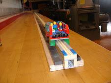Lego Maglev Track