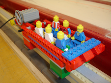 Lego Maglev