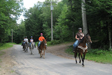 Horseback Riding at Camp O