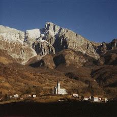 4a - Monte Nero-Krn di Caporetto, da Lepena a Dresenza