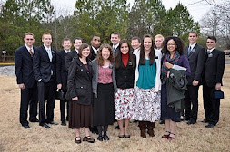 All the New Missionaries : )