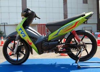 MOtorcycle TVS Neo