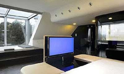 DESIGN AUSTRIA FUTURISTIC INTERIOR PROJECT IT ENTREPRENEUR HOME IN VIENNA