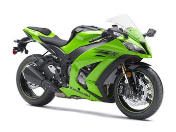 MOTORCYCLE KAWASAKI Ninja ZX 10R