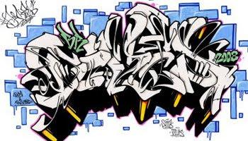 DESIGN GRAFFITI BOMBING