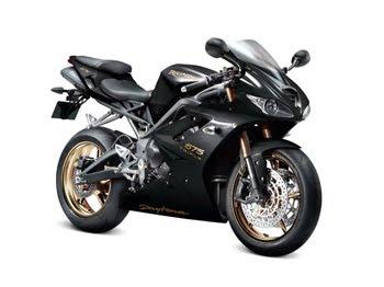 MOTORCYCLE TRIUMPH DAYTONA 675