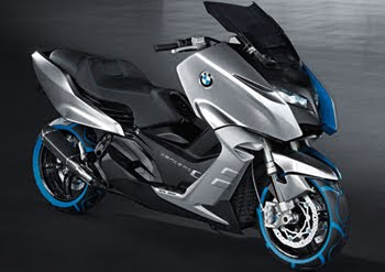 MOTORCYCLE BMW HP2 2011