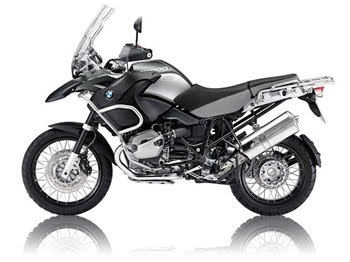 MOTORCYCLE BMW R1200GS 2011