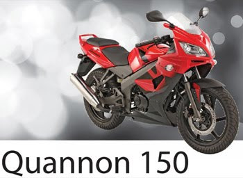 Guides, New, Models, Colors, Engine, Specification,Manufacturer, Motorcycle, MOTORCYCLE KYMCO QUANNON 150 Guides,