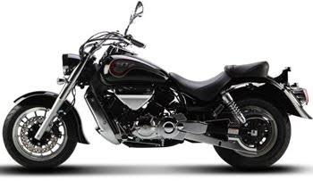MOTORCYCLE HYOSUNG ST7-CRUISER 2011