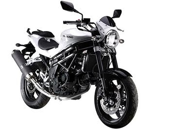 MOTORCYCLE HYOSUNG GT650 FI-SPORT 2011
