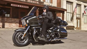 MOTORCYCLE KAWASAKI VULCAN 1700 VOYAGER 2011-TOURING