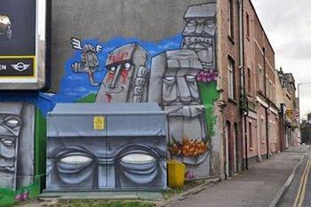 Design Graffiti,  Cool 3D Graffiti, Exterme Cartoon Graffiti, Murals graffiti, COLLECTION OF DESIGN GRAFFITI IN THE YEAR 2010