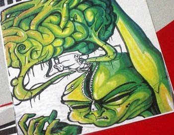 GREEN TEASER OF GRAFFITI ART DESIGN, Green, Teaser, Graffiti, Art Design, Green Teaser, Graffiti Art Design,<br />Green Teaser Graffiti, Green Graffiti