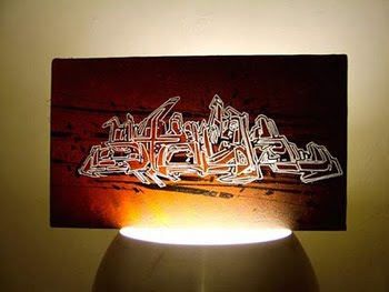 New, Style, Alphabet, Graffiti, Painting, Light, Effect, Alphabet Graffiti, Graffiti Painting Effect, Graffiti Painting Light Effect,  Alphabet Graffiti Painting Design, NEW STYLE ALPHABET GRAFFITI PAINTING With LIGHT EFFECT