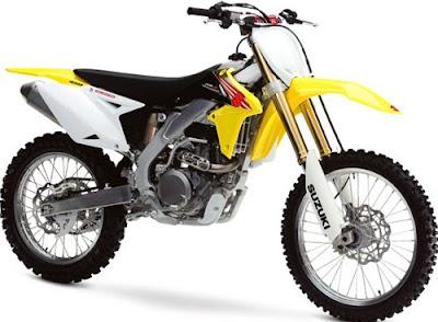 MOTORCYCLE SUZUKI RM-Z450