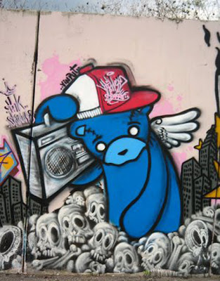 Italian graffiti, graffiti Street, Street Design