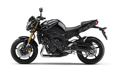 Yamaha, FZ8, motorcycle,