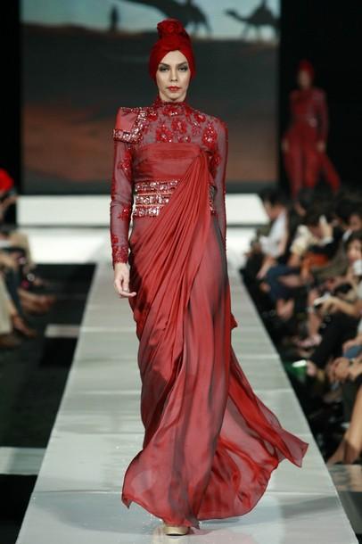 Fashion Muslim World Jakarta Fashion Hijab Inspiration