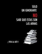LA VIOLENCIA ES EL ARMA DE LOS QUE NO TIENEN RAZÓN