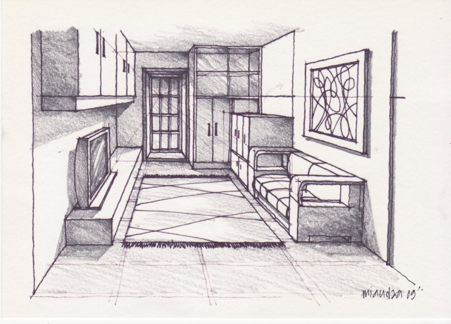 Room Design Drawing simple architectural drawing conventions e on design inspiration