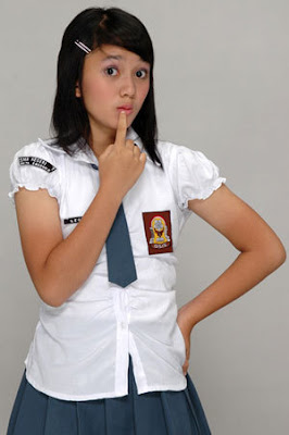 Indonesian Woman Gallery Cute High School Girls