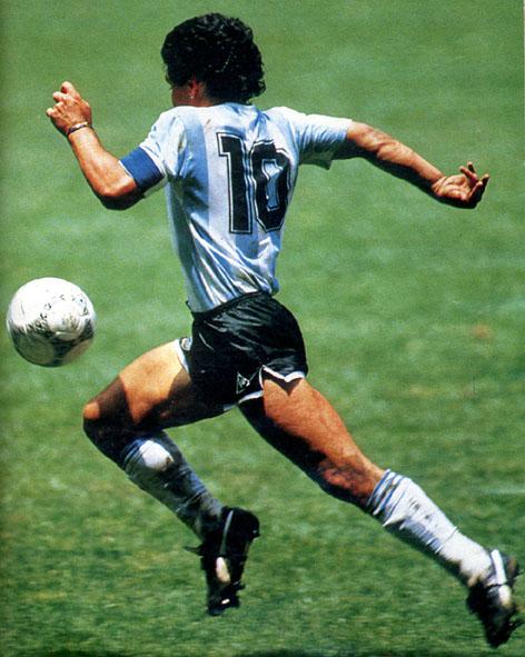 Football Argentin  Maradona