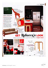 bluebird & Honey in Real Living Magazine