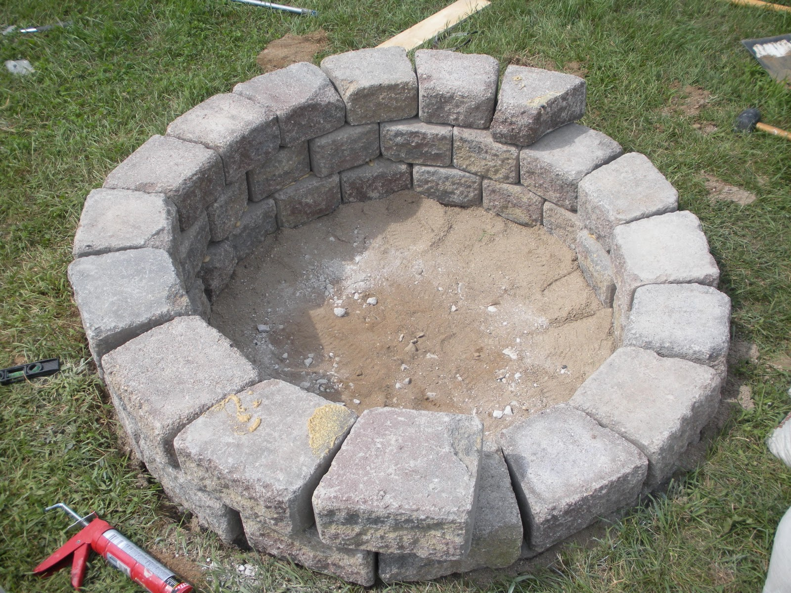 Fire Pit Blocks Lowes Home Improvement