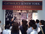 Catholic in New York. 6 Grade class trip