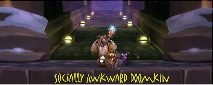 The Socially Awkward Doomkin