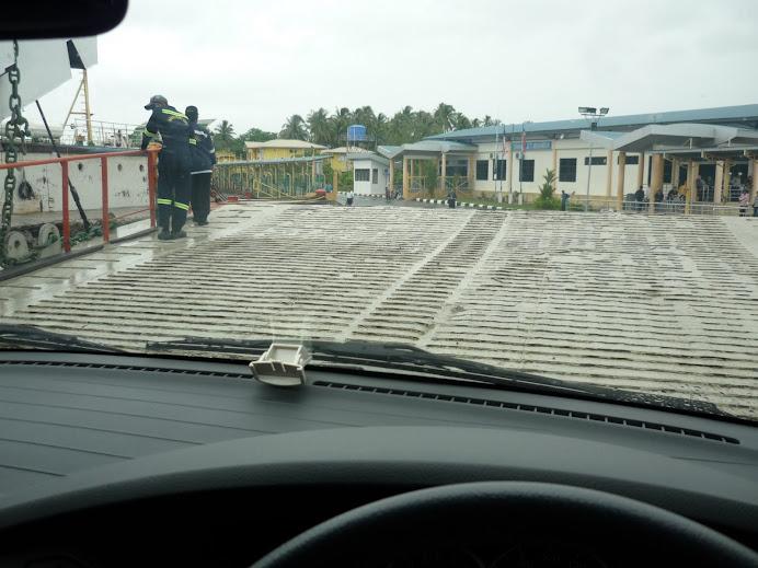 LOKASI : Jeti Menumbok Sabah