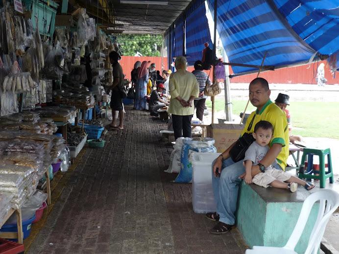 pasar philiphine Kota Kinabalu Sabah