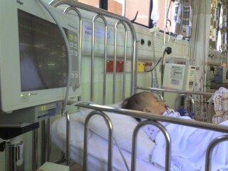 14 feb 2008 : Adib Akmal ditimpa musibah.HUKM pedriatrik