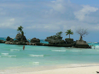 White Beach, plaja alba din Boracay