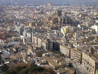 Imagini Granada: centrul orasului