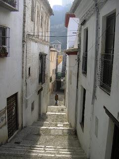 Imagini Spania: Albaicin Granada