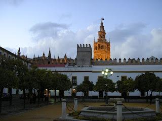 Imagini Spania: Catedrala Sevilla