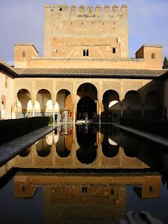 Obiective turistice Andaluzia: Alhambra Granada