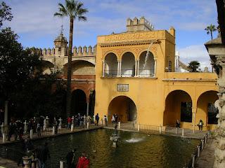 Obiective turistice Andaluzia: Alcazar