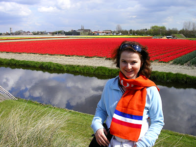 Campuri de flori Keukenhof