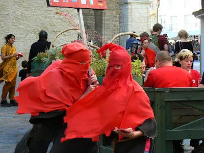 Imagini Estonia: calai la muzeul torturii